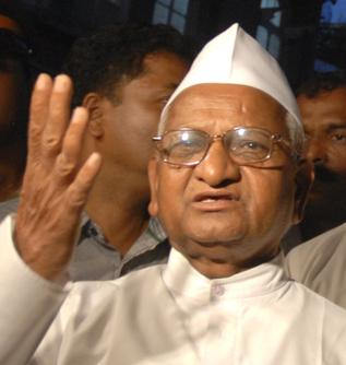 anna hazare anti corruption essay